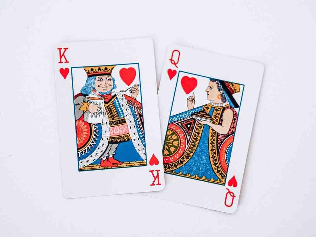 Jeux de cartes le solitaire
