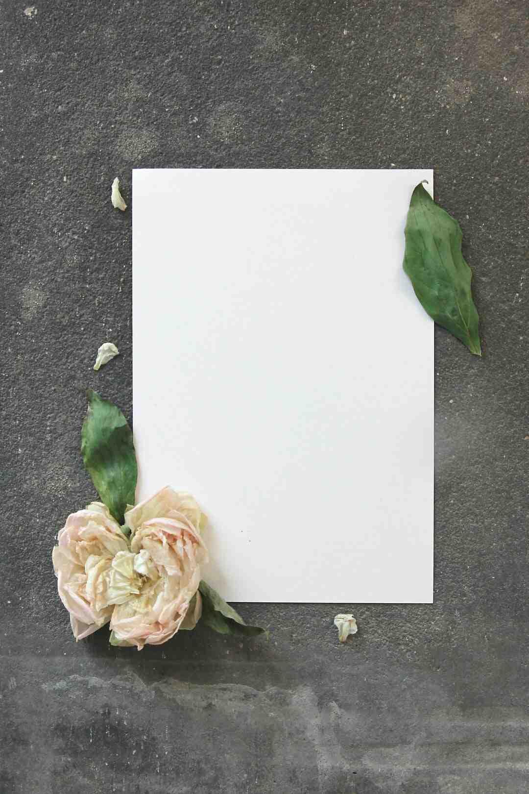 Comment faire un coeur en papier pour faire un Marque-page ?