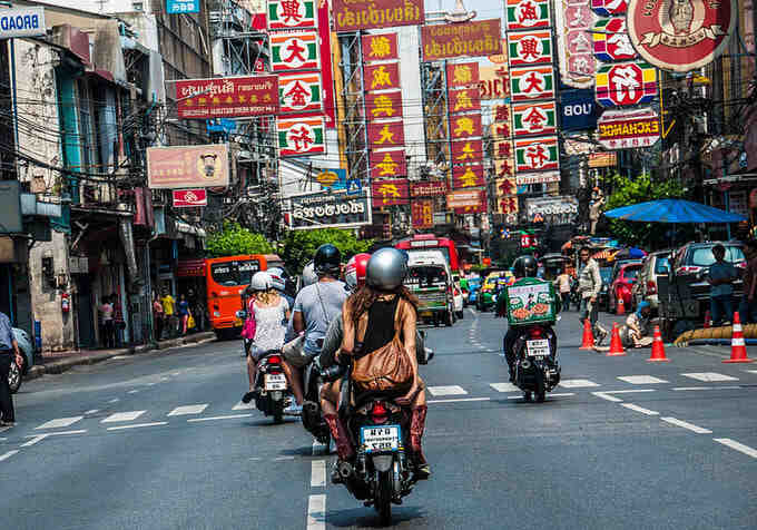 Comment se déplacer facilement en Thaïlande