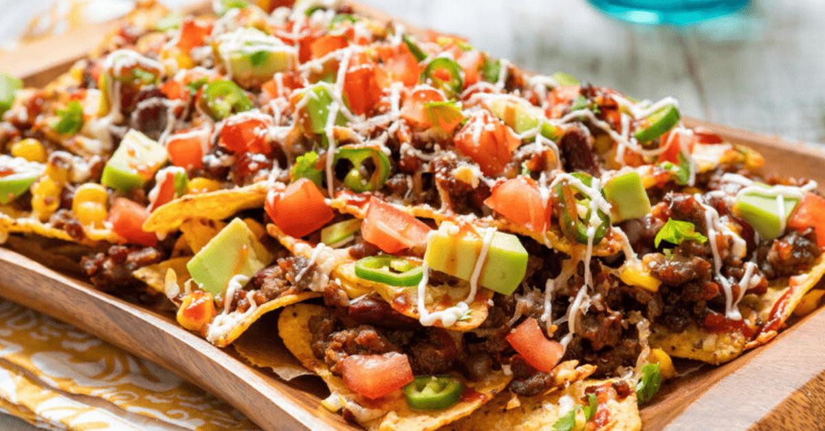 Comment préparer des nachos